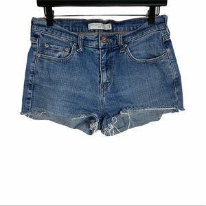 Levi's | Medium Wash Vintage Denim 505 Shorts
